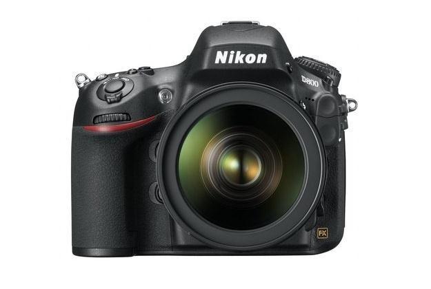 Nikon D800 /materiały prasowe