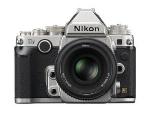 Nikon Df - pełna klatka w stylu retro