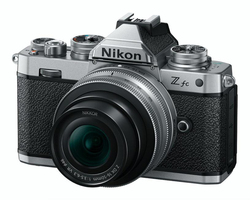 Nikon Z fc /materiały prasowe