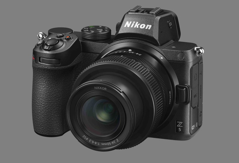 Nikon Z /materiały prasowe