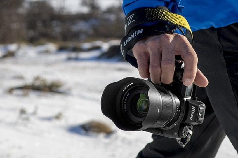 Nikon Z6 /materiały prasowe
