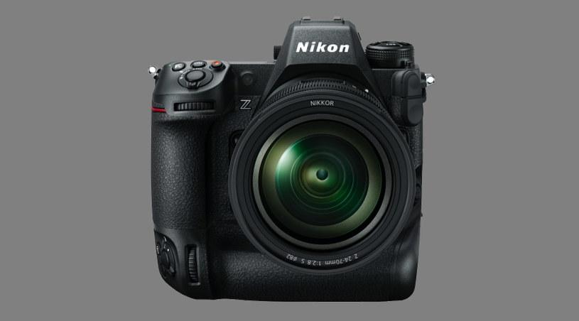 Nikon Z9 /materiały prasowe