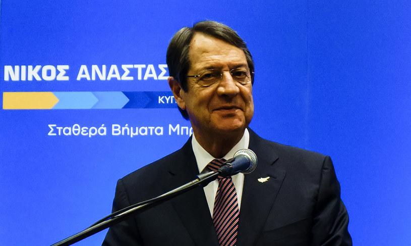 Nikos Anastasiadis /IAKOVOS HATZISTAVROU /AFP