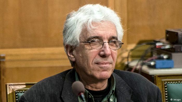 Nikos Paraskevopoulos gotów jest zezwolić na konfiskatę niemieckich nieruchomości w Grecji /Deutsche Welle
