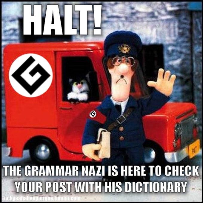 Nikt nie lubi gramatycznych nazistów. Choć ci ludzie naprawdę chcą dobrze! /materiały prasowe