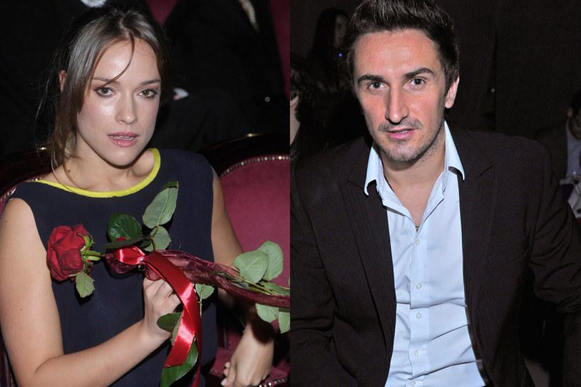 Nikt nie wątpliości, że Alicję i Sebastiana łączy poważne uczucie /AKPA