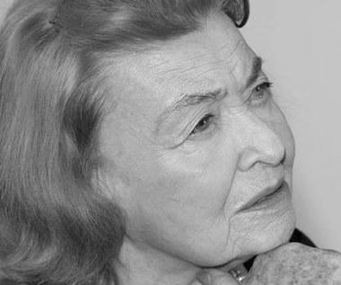 Nina Andrycz nie żyje