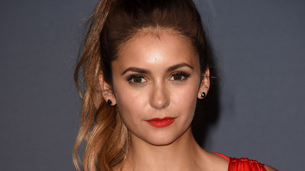 Nina Dobrev /Jason Merritt /Getty Images