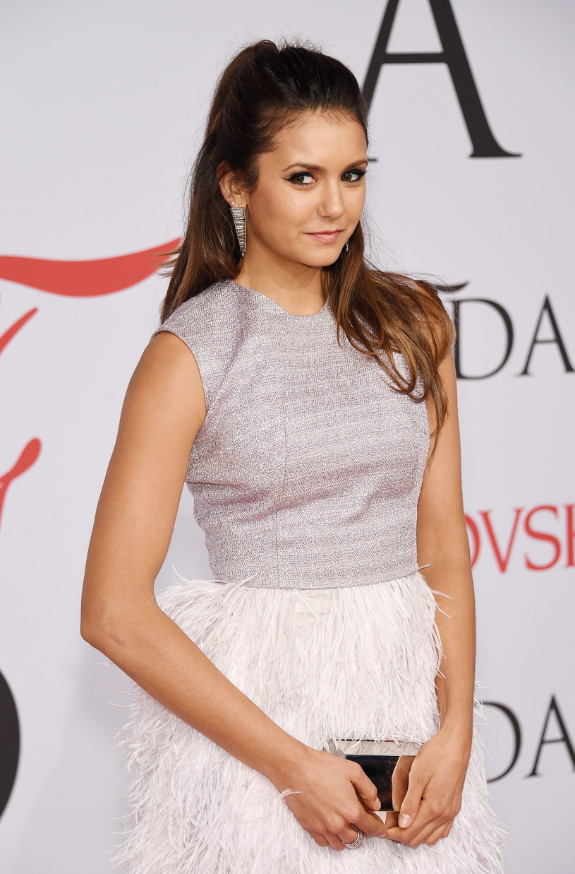 Nina Dobrev /Dimitrios Kambouris /Getty Images