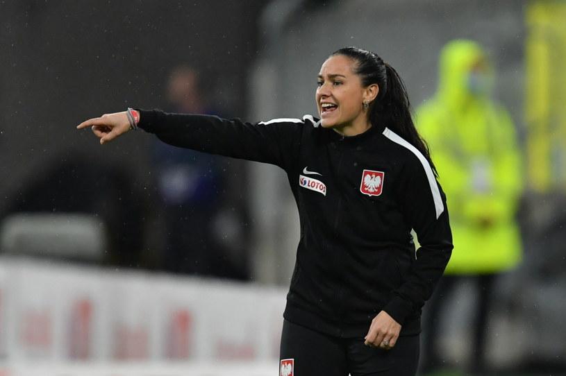 Nina Patalon, selekcjonerka piłkarskiej reprezentacji kobiet /PAP