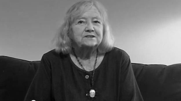 Nina Polan (30.11.1927 - 16.02.2014) / fot. Youtube.com/MMNY /