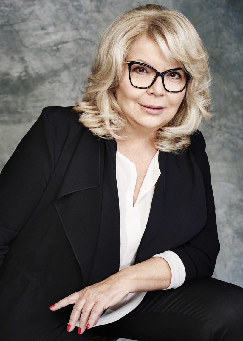 Nina Terentiew, dyrektor programowa Polsatu /Zuza Krajewska  /materiały prasowe