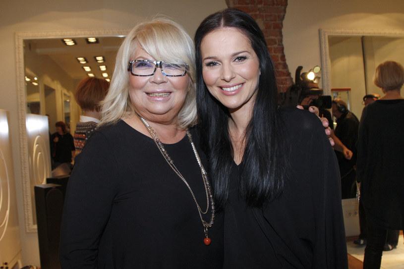 Nina Terentiew i Paulina Sykut-Jeżyna /Engelbrecht /AKPA
