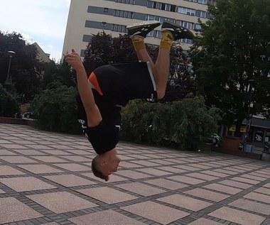 """Ninja Warrior Polska"": Trening Michała Betchera"