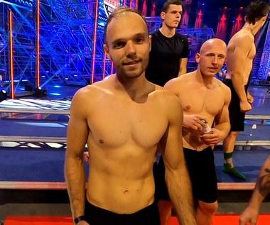 """Ninja Warrior Polska"": Wgrał odcinek mimo kontuzji kolana"