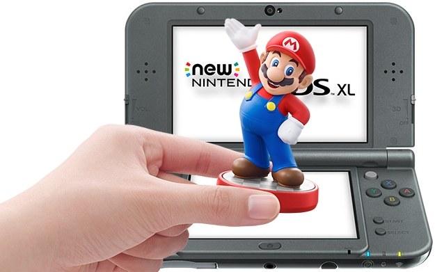 Nintendo 3DS XL /materiały prasowe