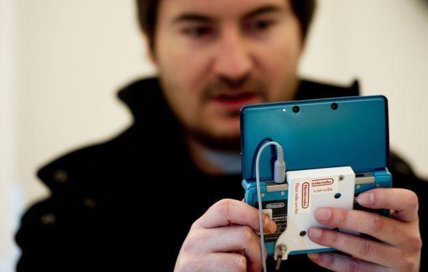 Nintendo 3DS zadebiutuje na Starym Kontynencie 25 marca 2011 roku /AFP