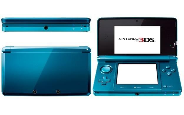 Nintendo 3DS - zdjęcie konsoli /Informacja prasowa