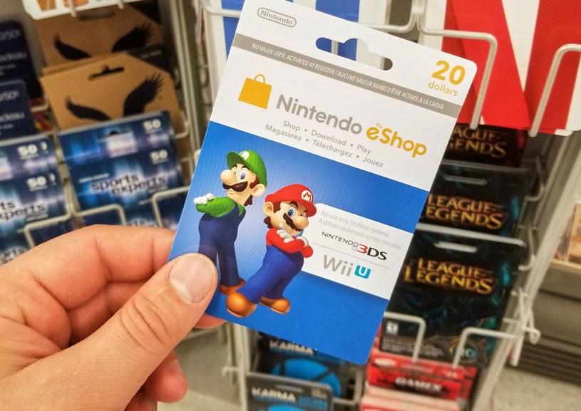Nintendo eShop /123RF/PICSEL