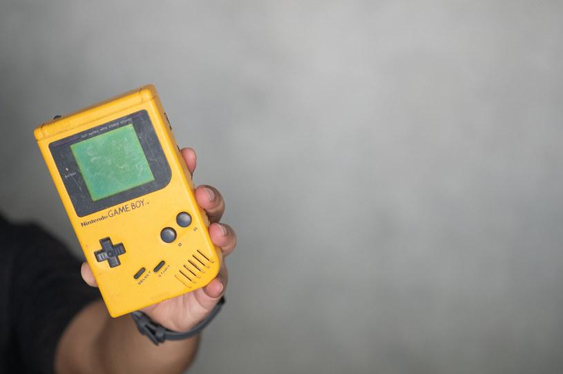 Nintendo Game Boy /123RF/PICSEL