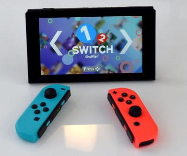 Nintendo nabiera wody w usta w temacie nowego modelu Switch