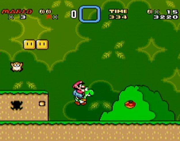 """Nintendo nie ma nic wspólnego z """"lewą"""" wersją Super Mario World ze sklepu Chrome /materiały prasowe"""