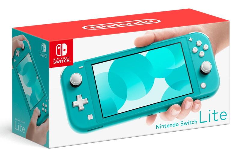 Nintendo Switch Lite /materiały prasowe