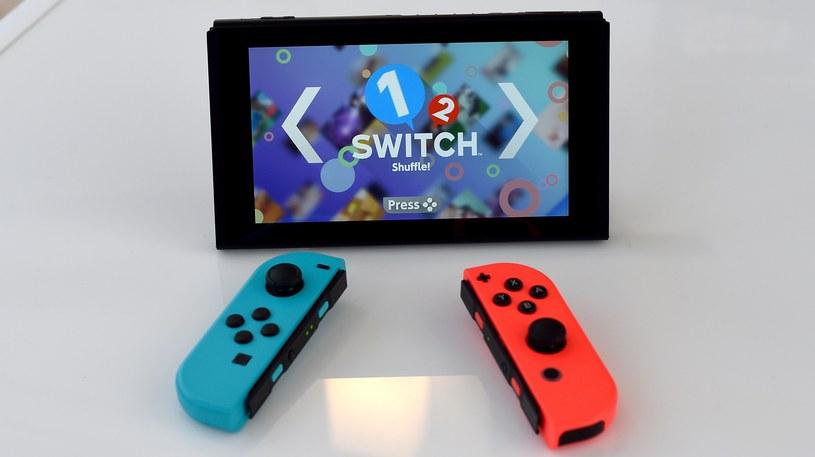 Nintendo Switch - nowa konsola Japończyków /AFP
