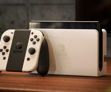 Nintendo Switch OLED zaprezentowany w Japonii