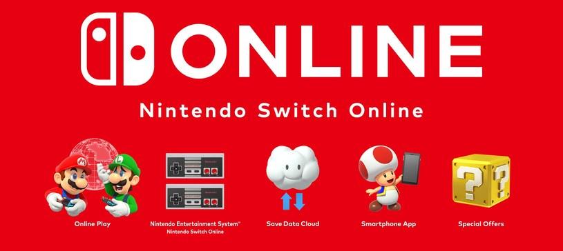Nintendo Switch Online /materiały prasowe