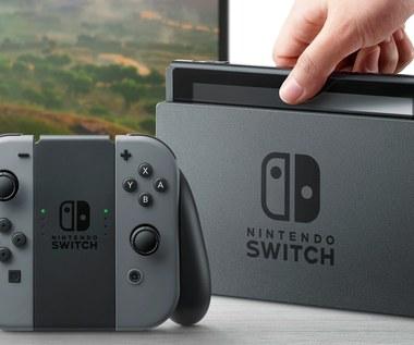 Nintendo Switch: Popularność konsoli rośnie