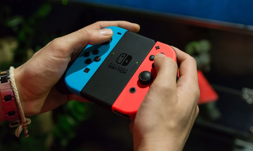 Nintendo Switch /123RF/PICSEL