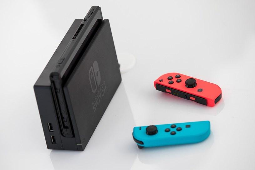 Nintendo Switch /AFP