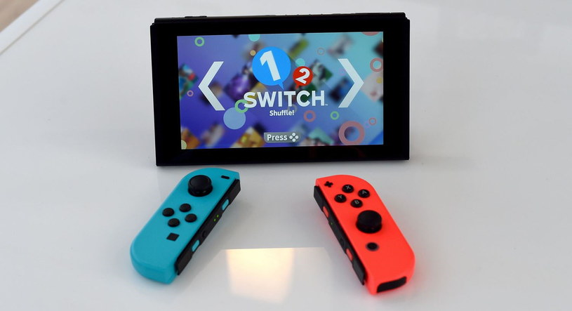 Nintendo Switch /AFP