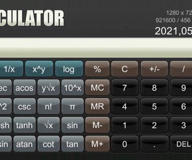 Nintendo wydaje na Switcha kalkulator w cenie 36 zł
