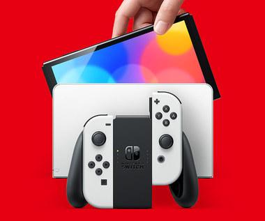 Nintendo zapowiada nowego Switcha