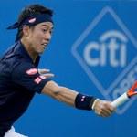 Nishikori zakończył przedwcześnie sezon z powodu kontuzji nadgarstka
