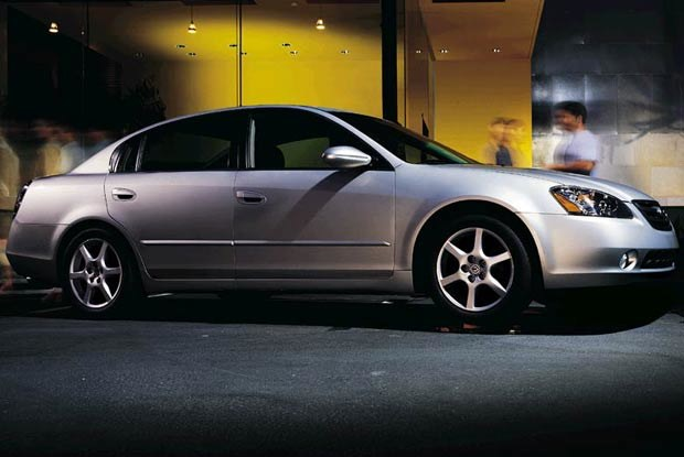 Nissan Altima (kliknij) /INTERIA.PL