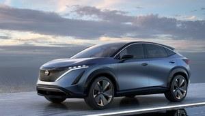 """Nissan Ariya Concept - kolejny """"elektryk"""""""