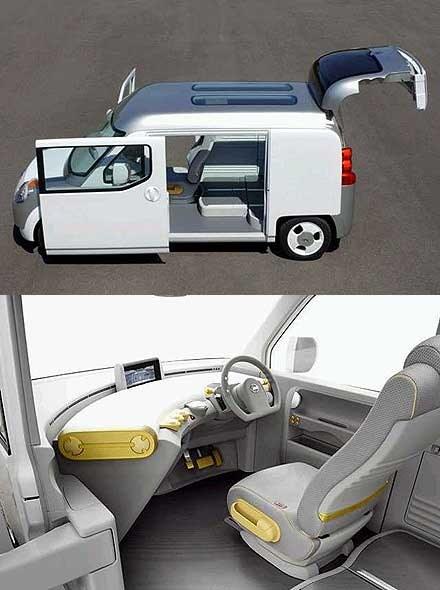 Nissan Beeline (kliknij) /INTERIA.PL