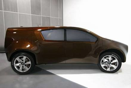 Nissan bevel / Kliknij /INTERIA.PL