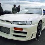 Nissan do jazdy bokiem