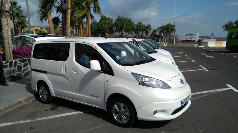 Nissan e-NV200 Evalia /INTERIA.PL