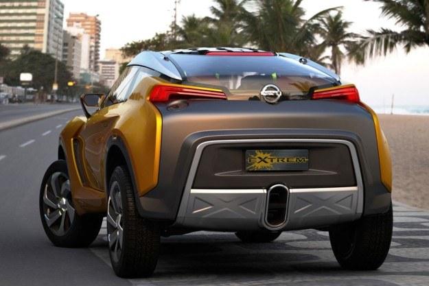 Nissan Extrem Concept /