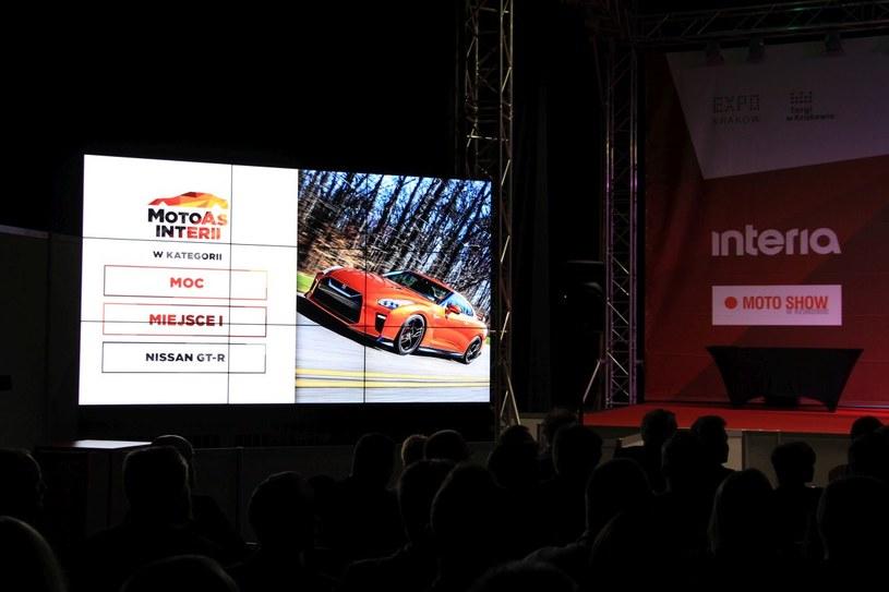 Nissan GT-R wygrał w kategorii Moc /INTERIA.PL
