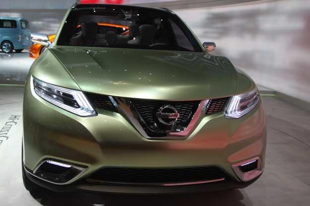 Nissan hi-cross /INTERIA.PL