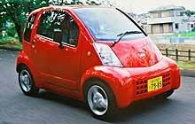 Nissan Hypermini (kliknij, żeby powiększyć) /INTERIA.PL