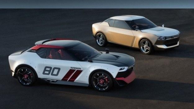 Nissan IDx Nismo oraz Freeflow /Nissan