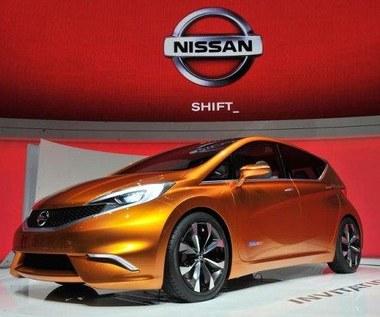 Nissan invitation. Czy tak będzie wyglądał nowy note?