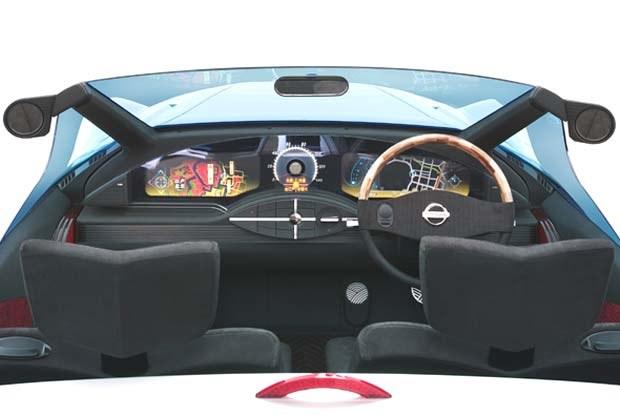 Nissan Jikoo (kliknij) /INTERIA.PL